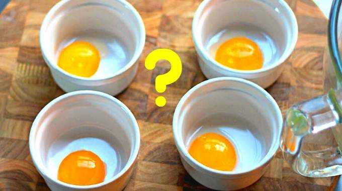 What To Do With Leftover Egg Yolks?  16 Simple Anti-Gaspi Recipes.